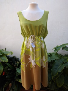 Vestido jazmines (frente)