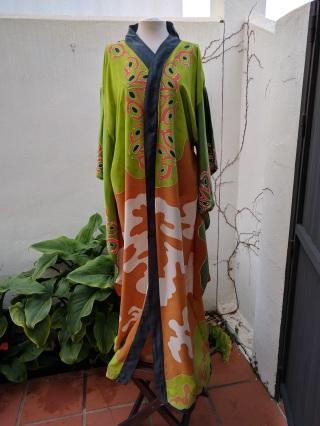 Kimono Africa (frente)