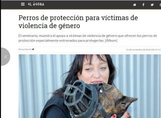 Diario digital El Agora, 21-11-2016