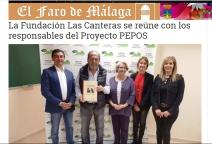 El Faro de Málaga de 18 abril 2017